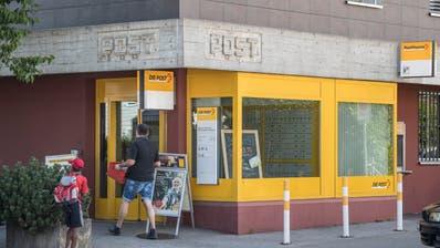 ABBAU: Drei St.Galler Quartiere kämpfen um ihre Poststelle