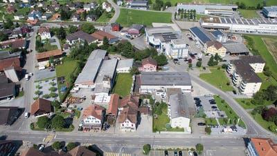 ÜBERBAUUNG: Arneggs Zentrum wird zur Spielwiese