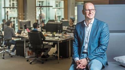 """UNTERNEHMERPREIS: Namics-CEO: """"St.Gallen gehört zu den attraktivsten Unternehmensstandorten"""""""