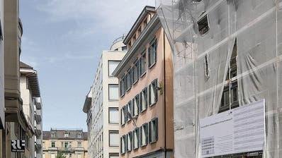 BÜROS: Neubau an enger Lage