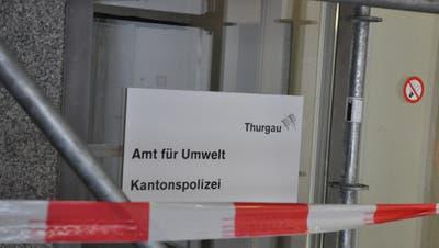 FRAUENFELD: Asbestgefahr: Thurgauer Verwaltung verlegt Arbeitsplätze