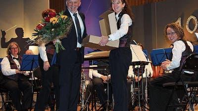 Zehn fröhliche Jahre mit der Stadtmusik