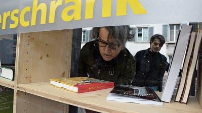 FRAUENFELD: Eine Kabine für Leseratten