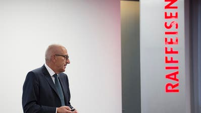 """ERMITTLUNGEN: Fall Vincenz: """"Amateurhaft"""" - Bankenexperte rechnet mit Raiffeisen-Verwaltungsrat ab"""