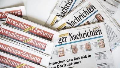 KREUZLINGEN: Streit nach Auftragsentzug für Blocher-Blatt