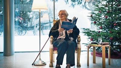 SALENSTEIN: Ruth Maria Kubitschek: Der rote Teppich und Kameras sind nichts mehr für sie