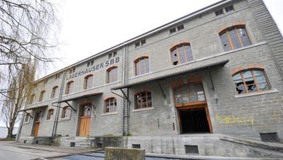 ROMANSHORN: Kornhaus kann umgebaut werden