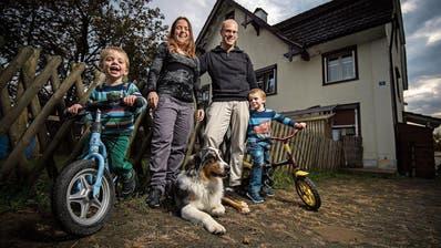 ANDWIL: Familie mit Hund sucht…