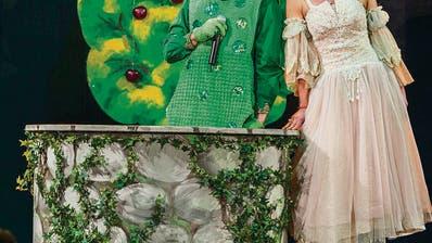 AMRISWIL: Vorhang auf fürs Wintertheater