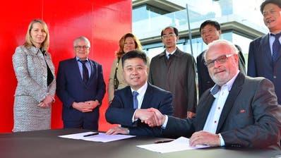 UTTWIL: Thurgauer Unternehmer will nach China expandieren
