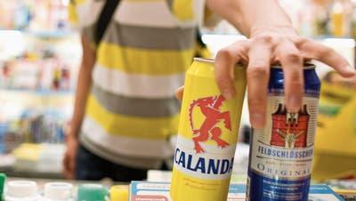 TESTKÄUFE IM THURGAU: Alkohol in zu junge Hände
