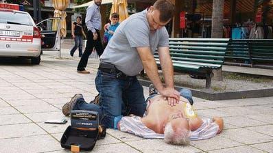 Immer mehr Defibrillatoren im Thurgau