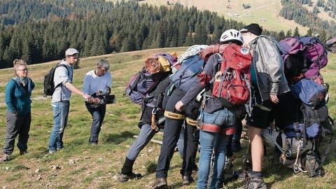 Theater «Checkpoint Säntis»: Die Welt zu Gast im Alpstein