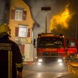 WEINFELDEN: Brand in Weinfelden: «Es ist alles kaputt»