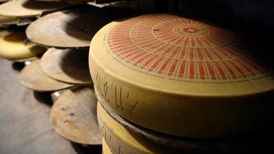 KANTON ST.GALLEN: Gefängnis wegen Käse-Bschiss
