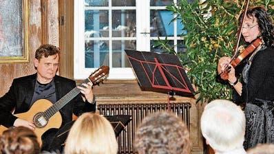 DIESSENHOFEN: Nordische Klänge im Rathaus