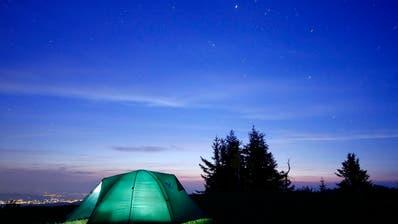 FERIEN: Im Thurgau übernachteten 2017 weniger Gäste in Hotels - dafür boomen Campingplätze