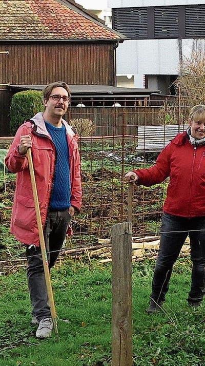 GRABS: Das Gartenprojekt soll wachsen