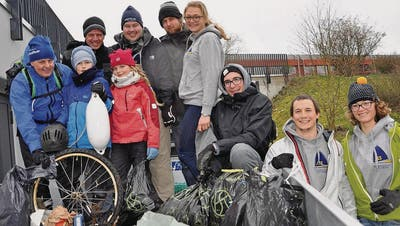 STECKBORN: Das Seeufer wird immer sauberer