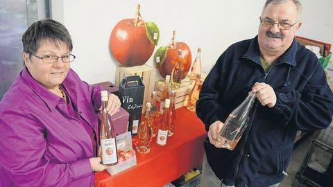 Bussingers Liebe zu roten Äpfeln