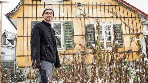 FRAUENFELD: Ein Haus auf dem Sprung