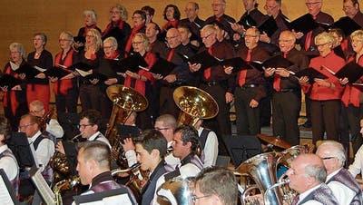 Musikverein und Chor spannen zusammen