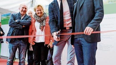 FRAUENFELD: Überpünktlich und in neuem Gewand