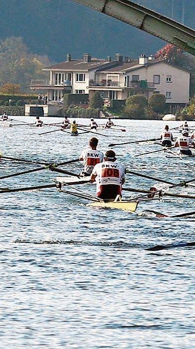 Ruderclub Kreuzlingen gehört am Armadacup zu den Siegern