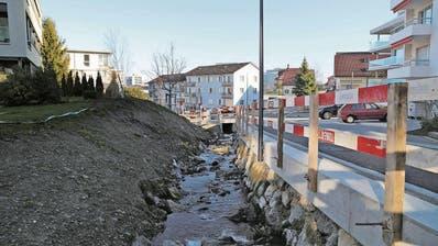 RORSCHACH: Mühltobelbach: Oben drüber statt unten durch