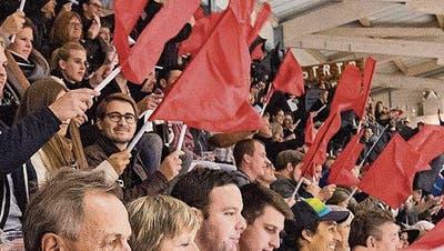 FRAUENFELD: Auf ein weiteres Eishockeyfest