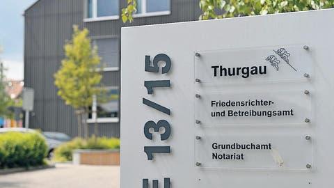 Der Thurgau baut wieder um