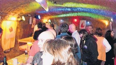 Seit 50 Jahren gibt es Parties im Tägerwiler Felsenkeller