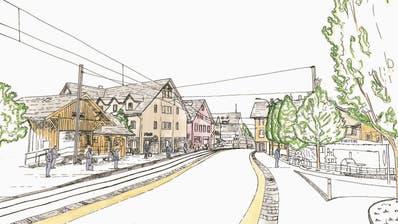 MÜNCHWILEN: Die Hauptstrasse bleibt, wie sie ist