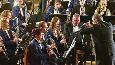 Musikverein Weinfelden konzertiert in der Kirche