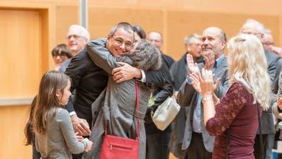 KOMMENTAR: Jetzt muss Wolfgang Giella beweisen, dass er nicht nur Protestwahl war