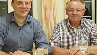 Neuer Präsident für Aadorfer SVP