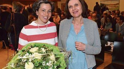 WILEN: Barbara Jaeger gewinnt Wahl ums Schulpräsidium hauchdünn