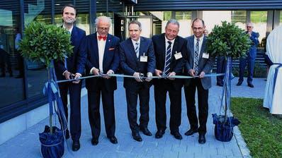 Neubau der IST AG in Ebnat-Kappel wurde feierlich eröffnet