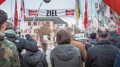 FRAUENFELD: Der Lauf des Mörders ist abgedreht