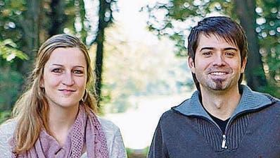 Mesmeramt für junges Ehepaar