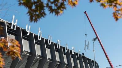 KYBUNPARK: Doch noch Kunst am St.Galler Stadion?