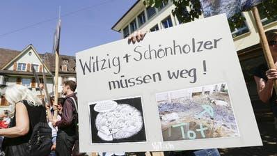 TIERQUÄLEREI IN HEFENHOFEN: Dritte Strafanzeige gegen den Thurgauer Kantonstierarzt Paul Witzig