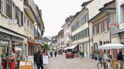 FRAUENFELD: Mieten sind zu hoch: Immer weniger Läden in Frauenfelds Altstadt