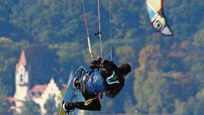 Kitesurfen soll legal bleiben