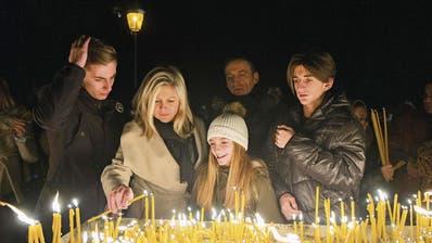 Serbisch Orthodoxe Weihnachten