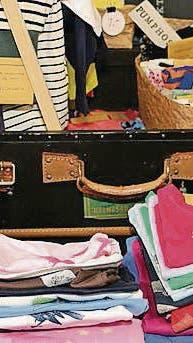 Viele lokale Aussteller am Frauenfelder Koffermarkt