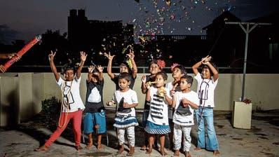 FRAUENFELD: Tanzen für die Kinder Indiens
