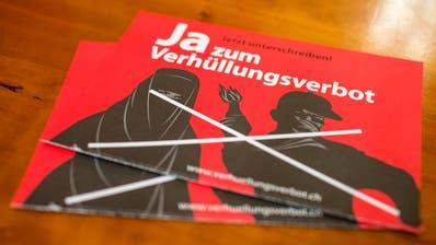 BEKLEIDUNGSVORSCHRIFTEN: St.Galler Kantonsrat beschliesst Verhüllungsverbot