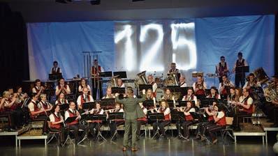 SIRNACH: Musikgesellschaft feiert ihren 125. Geburtstag