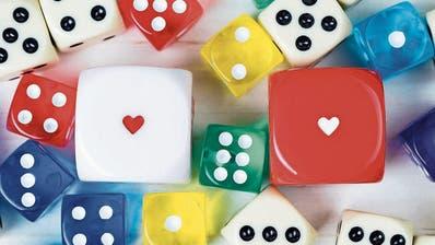 VALENTINSTAG: Glück im Spiel und in der Liebe